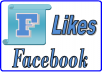 GIVE YOU 1500 ++ FACEBOOK LIKE FAN PAGE