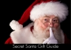 give 10 amazingly fun variations of Secret Santa