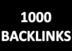 give 1000 back links with anchor text and submit it to my paid linklicious and lindexed ping accounts