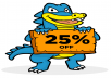 give you hostgator 50% discount coupon