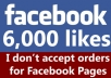 add 6,OOO +++ Facebook likes to any website / webpage / domain only in 15 $ cheap rates