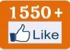 add Facebook likes, Facebook Fans, 1550+ likes within 72 Hours to your Facebook Fan Page and Tweet your page to 60,000 Real Twitter follower