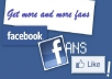 Add you guaranteed 200+ facebook likes