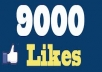 add 9,OOO ++++ facebook fanpage likes only in 25$ very cheap prices for you