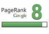 Give you PR8 dofollow blogroll sitewide backlink to boost your website in Google