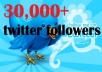 add 30,000+ Twitter Followers To Boost Up Your Followers Count Without Any Admin Access