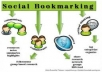 submit your site/blog MANUALLY to 30 Social Bookmarking sites PR4 to PR8 in less than 24hours