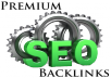 create 100 SEO backlinks over 4 of your URLs and ping them all ...