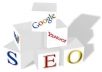 create 800 social bookmark SEO backlinks + ping in 2 days..