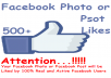 provide 102+ Likes on your Facebook Photo or Facebook Post