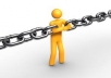 create 100 and more backlinks to 4 of your URLs, then ping them all for......;.