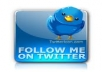 give you 600+ twitter followers 100% real and only