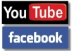 make a You Tube Tab for your Facebook business page!!