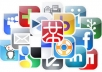 do MANUALLY 200+ Dofollow Social Bookmarking and Pinging  Digg, Delicious, Slashdot, StumbleUpon, Reddit, Diggo etc Bookmarking sites