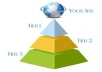 create linkpyramid with 10 level 1 docs sharing sites, 200 level 2 high pr wikis and 3000 level 3 backlinks for reasonable and low cost!!!...