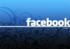 give you 250+ 100% real facebook subscribers on your face-book page