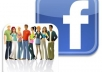 get you 400+ real facebook likes for fan page,without admin access