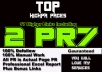 Provide Manual 2PR7 5PR6 10PR5 DOFOLLOW Blog Comment Backlinks only