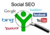 ★★★build powerful social SIGNALS from top social sites to boost your seo ★★★