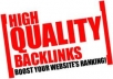 use SEnuke XCr to create over 3000 quality backlinks for your site within 72 hours using premium service templates and custom lists................!!!