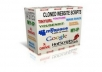 give 30+ CLONE SCRIPTS WEBSITES
