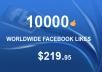 give you 10000+ Facebook like in 3 days