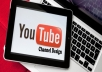 create a magnificent Youtube channel design to impress your subscribers