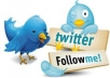 give you 50+ real Twitter followers without your password ......@