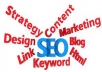 create 50 Edu backlinks and 200 PR1 to PR6 from High Authority Wiki Sites....@!