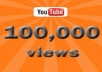 send 100,000 Real YOUTUBE Views + 15 Likes + 15 Subscribers + 10 Favorites + 15 Comments To Your YouTube Video