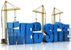 Give you 4000+ Website visitors,100% real &amp; robotick software use, only