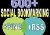 add your site to 600+ social bookma0rks + rss + ping + seo backlinks....!!!