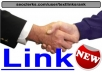 create 90 Links DOFOLLOW from High PAGERANK Domains, links made with scrapebox and guaranteed live