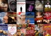 design a professional and unique eBook cover or Kindle cover..@