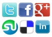 do Social bookmarking submission Manually to 200+ sites Including Top 50 sites !!