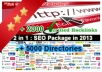 submit your site to  3000 directories, search engines + create over  2000 verified backlink profile with high PR2-8 with 100% Penguin &amp; Panda Safe + Seo website on top 1 google