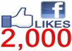 add 2,OOO ++ FACEBOOOK LIKE TO YOUR PAGE ONLY IN 10$. QUICK DELIVERY EXCELLENT SERICE