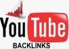 create 60+ PR9 backlinks to YOUTUBE videos in your niche............