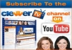 give you 1000++ youtube subscribers with in 24 hours..