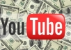 give you 100,000 Enhanceviews credit for YOUTUBE Views,Comments,Likes and Favorites ..@