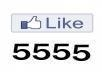 add for your 5555 +++ quick likes, only in 20$ only for fanpage