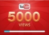 get you 5000+ youtube views