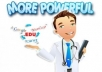 manually creat 10 High PR Super Edu Gov backlinks for you're web site