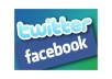 Get You 3,000+ FACEBOOK likes or 35,000+ Twitter Followers, Without Any Admin Access