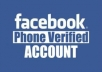 Create and Send you 9+ USA High Quality PVA Facebook Accounts with Full Profile
