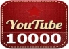 give 10,000 youtube views to any of your video in 24hours