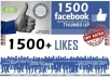 get 1500+ USA Likes/Subscribers To Your Facebook Fanpage/Profile and I will Advertise your Link to 190,000+ Twitter Followers!!!!!!!!