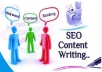 write a seo keyword, content article of 500 words