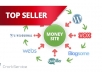 50 web 2,0 properties + 5000 social bookmarks LlNKJUICE seo backlinks..