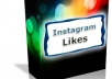 get you 8000 Instagram likes fast to your Instagram account amazing Instagram likes gig that will make your Instagram acc look more popular..@